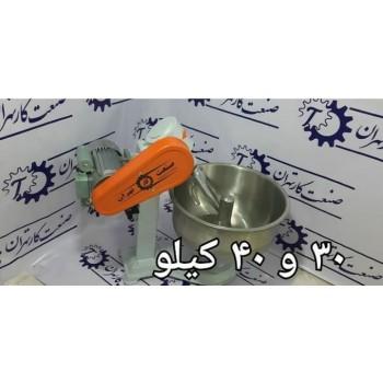 خمیرکن سی کیلویی صنعت کار تهران