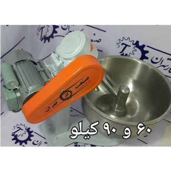خمیرگیر شصت کیلویی صنعت کار تهران