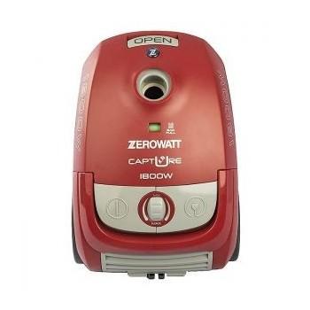 جاروبرقی زیرووات (کیسه ای) KZC-1800 watt
